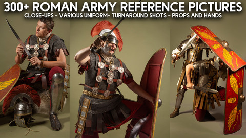 300+ Roman Army Reference Pictures