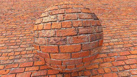 Brick Wall (248) - Photogrammetry based Environment Texture