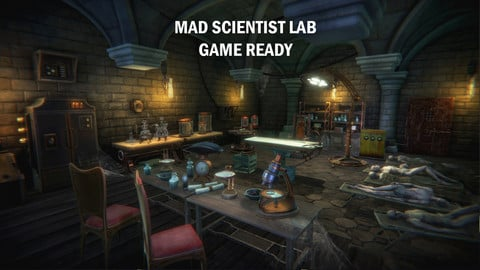 Mad scientist lab