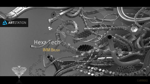 Hexa Tech IMM Brush