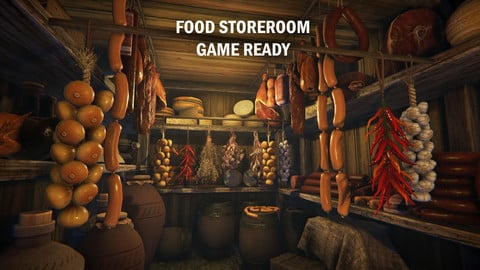 Food storeroom