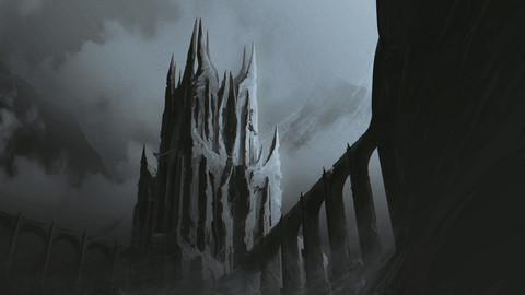 Dark Castle PSD