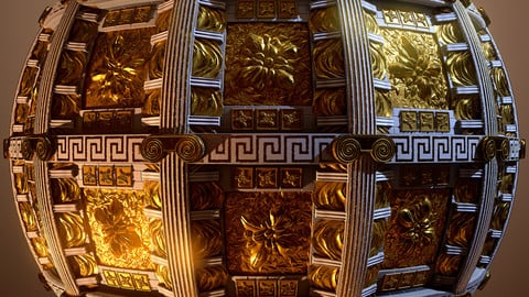 Decorative Wall/Ceiling Material