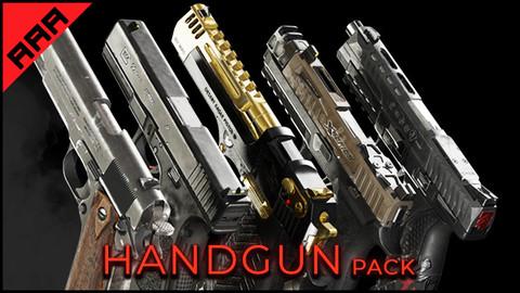 AAA Handgun Pack