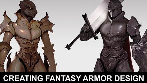 Creating Fantasy Armor Designs