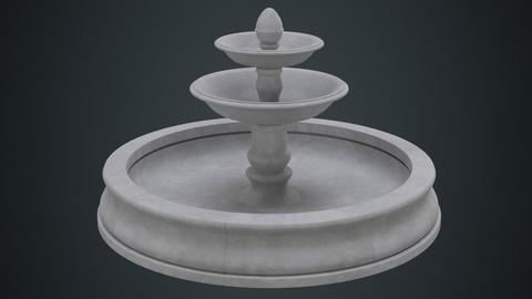 Fountain 1A
