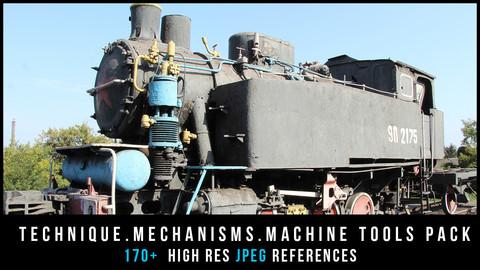 Technique. mechanisms. machine tools