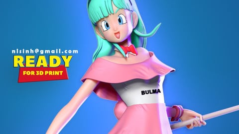 Bulma - Billiard master