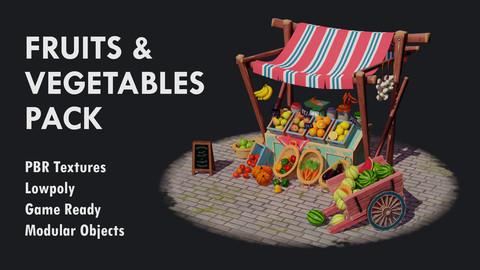 Farmer's Fruit Stall
