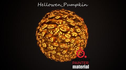 Hellowen Pumpkin