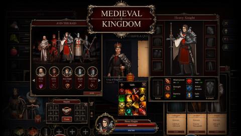 Medieval Kingdom UI 4k