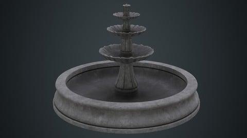 Fountain 2B