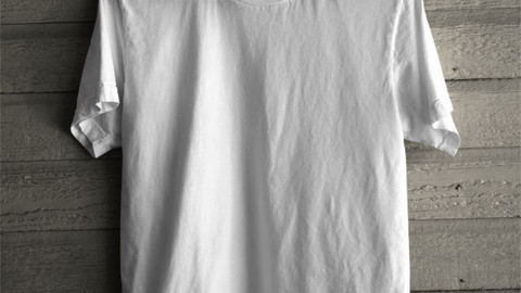 Tshirt Design Template PSD
