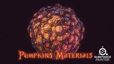 Pumpkins Materials