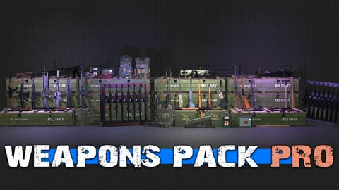 Weapons Pack Pro