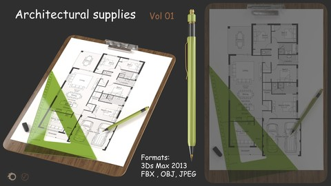 Architectural supplies Vol 01