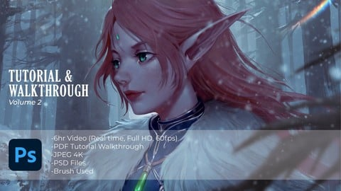 Winter Elf - Tutorial & Walkthrough Volume 2