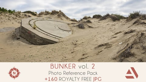 Photo Reference Pack: BUNKER volume 2