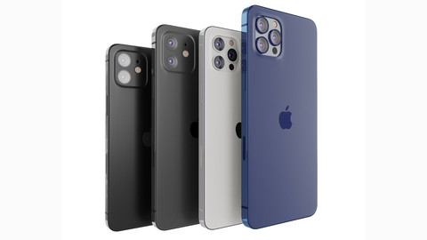 Apple iPhone 12 collection