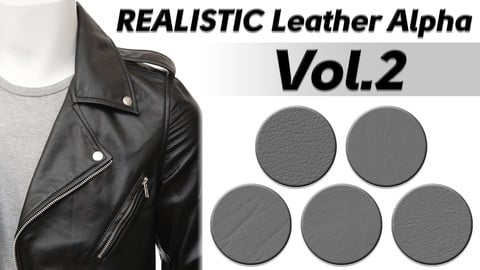 Leather Alpha Vol.2