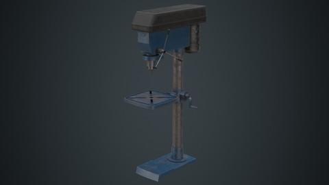 Drill Press 1B