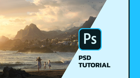 Laguna Beach - PSD Tutorial