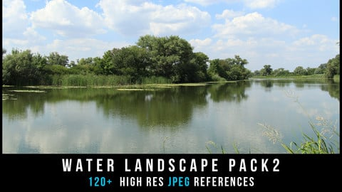 Water landscape Pack 2