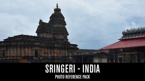 Sringeri - Photo Reference Pack