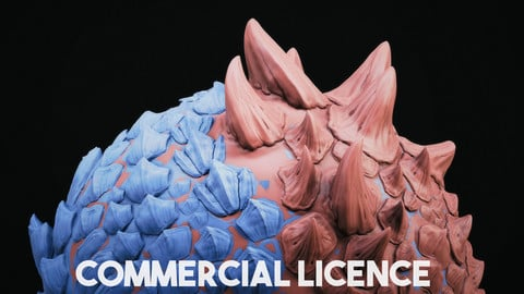 Dragon Scale Vdm Commercial Licence