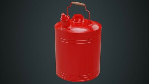 Fuel Can 4A