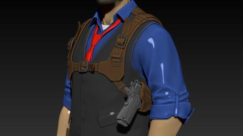 Detective G APD