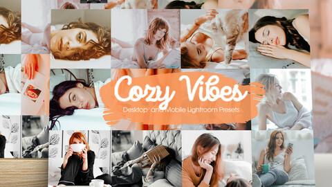 Cozy Vibes Lightroom Presets