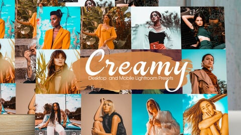 Creamy Lightroom Presets