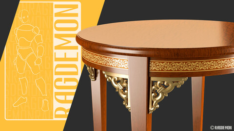Golden English Table
