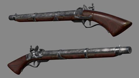 Gun musket