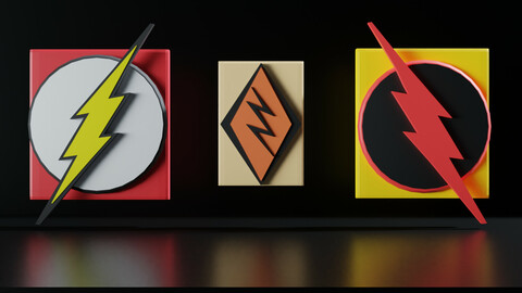 Flash Symbols Pack
