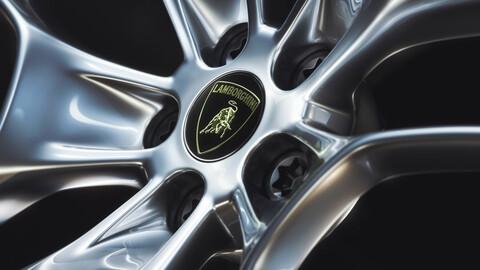 Lamborghini Huracan Rim
