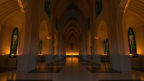Cathedral Deus Vult
