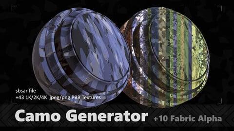 Camo Generator