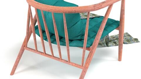 Fredricericia armchair