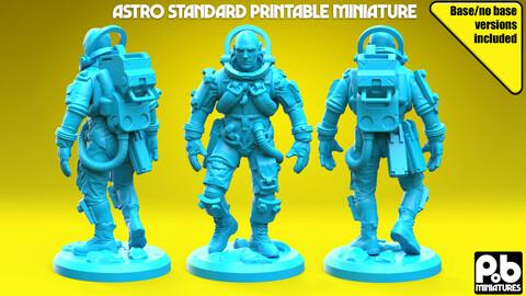 ASTRO printable model