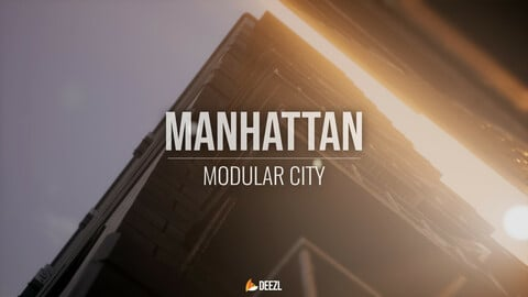 Manhattan Modular City