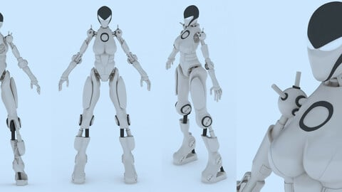 Female Robot 1