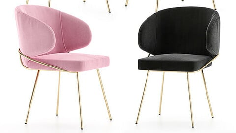 4 colors of dining chair kinley