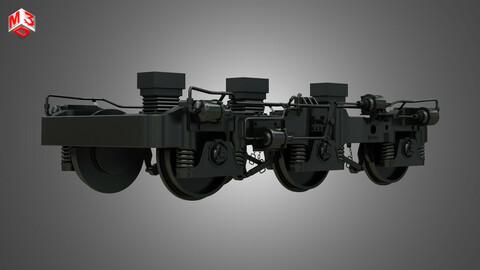 Locomotive Trucks - HiAd Truck