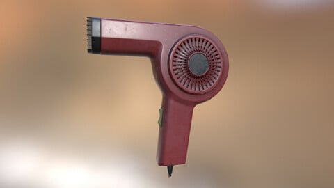 Old Hair Dryer