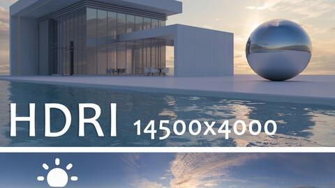 Spherical HDRI map 20