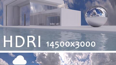 Spherical HDRI map 49