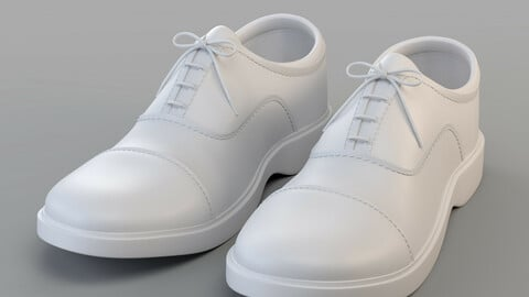 Cartoon Clasic Oxford Shoes