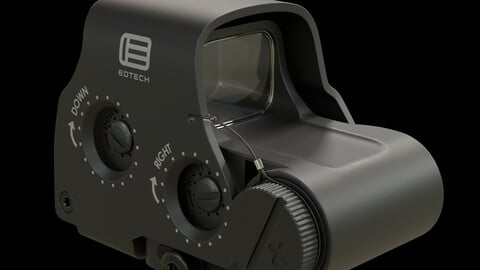 Eotech HWS Exps3 Holographic Weapon Sigh